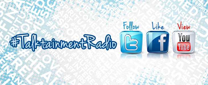 Talktainment Radio Social Media